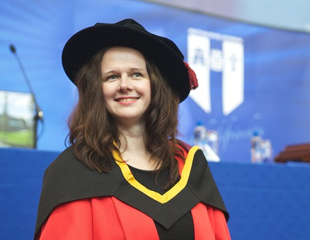 English – PhD Student Profile Dearbhla McCarthy