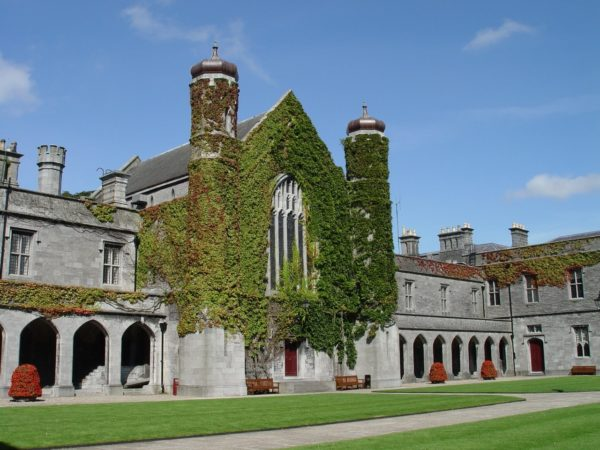 MA from NUI Galway: Early Childhood Studies