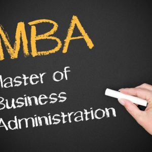 The MBA Application Process