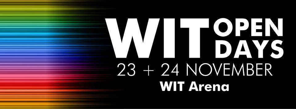 WIT's Autumn Open Days