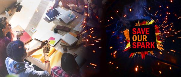 Seven universities launch 'Save Our Spark' campaign