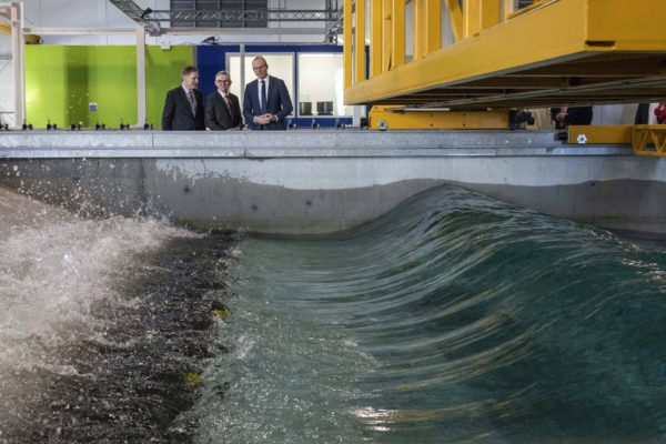 Making Waves: UCC's New Ocean Energy Test Facility