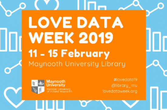 Maynooth University Love Data Week 2019