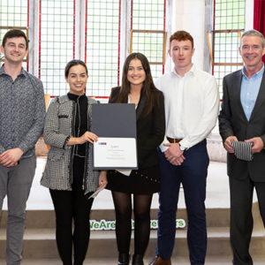 NUIG 2019 Student Explore Innovation Awards Winners