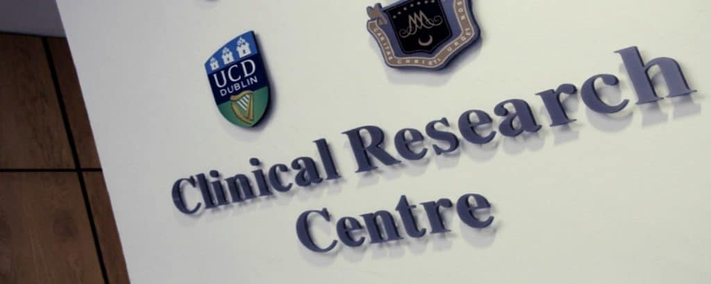 Study With the UCD Clinical Research Centre