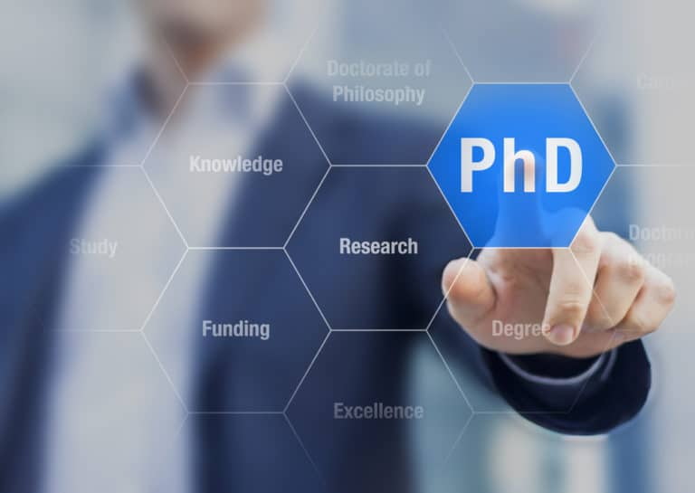 Sustaining Excellence Scholarships for Employment-based PhD
